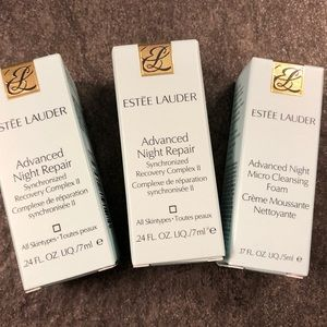 Estée Lauder Deluxe Night Cream Samples